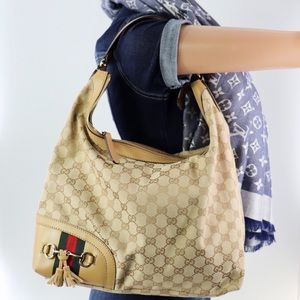 ❤️AUTHENTIC❤️ Gucci hobo style bag